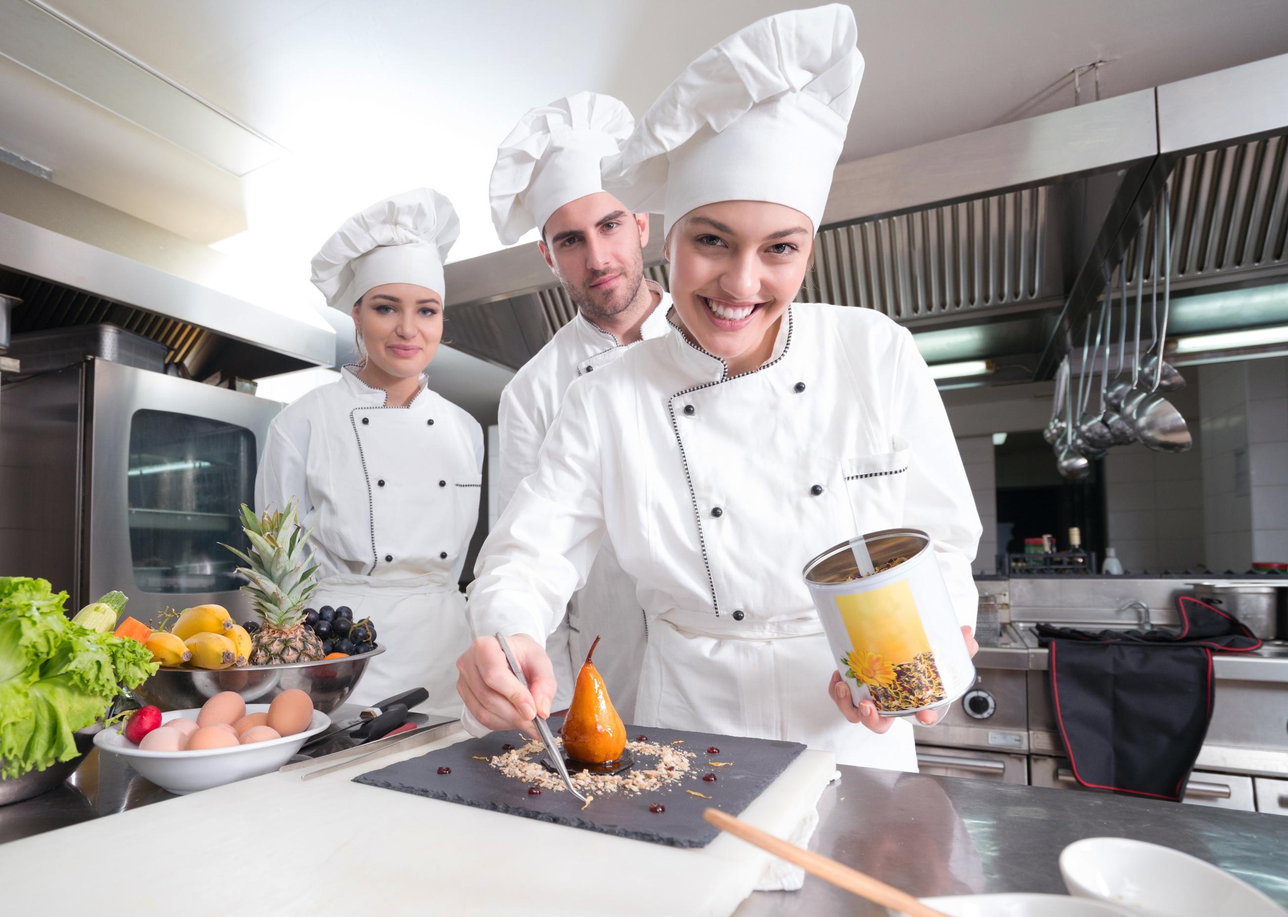 Curso Superior Universitario de Cocina Profesional para Restaurantes